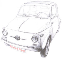 MANIGLIE e SERRATURE FIAT 500
