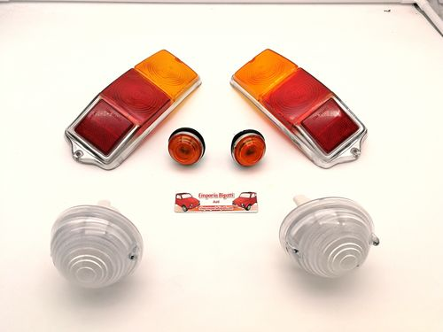 KIT FANALERIA BASIC FIAT 500 F L R