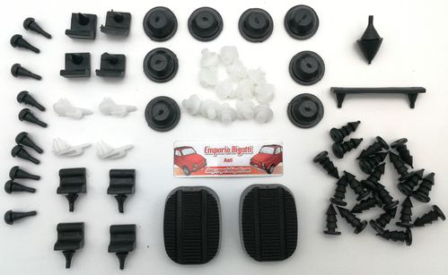 KIT COMPLETO 66 GOMMINI FIAT 500