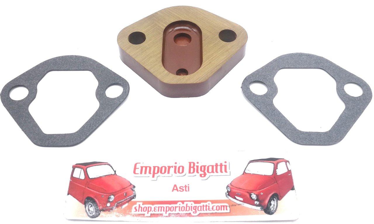 Guarnizione sotto distanziali paraurti Fiat 600-500