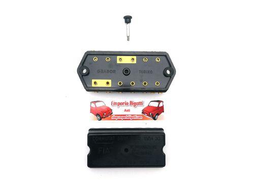 Schema Elettrico Per Accensione Elettronica Fiat 126 : Impianto elettrico fiat 500 shop.emporiobigatti.com