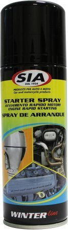 AVVIAMENTO RAPIDO MOTORI SPRAY 200 ml