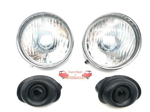 KIT 11 LAMPADINE FIAT 500 F//L//R//GIARD