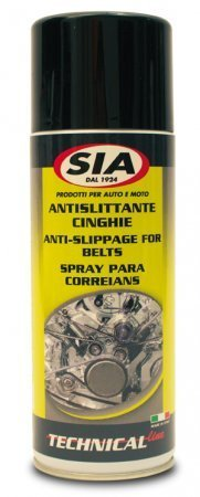 ANTISLITTANTE CINGHIE 400 ml